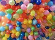 Гелиевые шары без рисунка - 60 руб/шт.