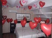 Латексные сердца - 85 руб./шт., фольгированные - 180 руб., шары с рисунком - 75 руб.