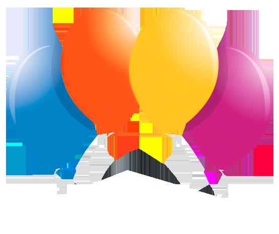 воздушные шары, оформление шарами