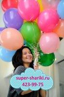 Заказ шаров Нижний Новгород, заказать шары недорого, заказать шарики