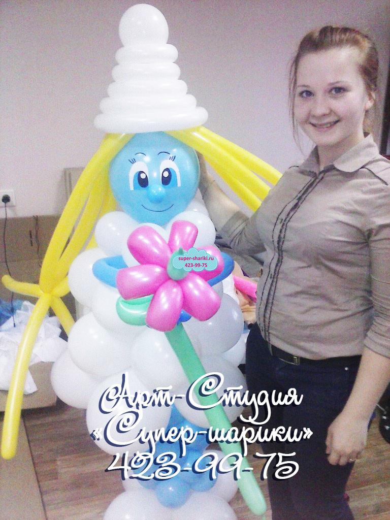 Красочное оформление шарами и украшение шарами, оформление воздушными шарами Нижний Новгород