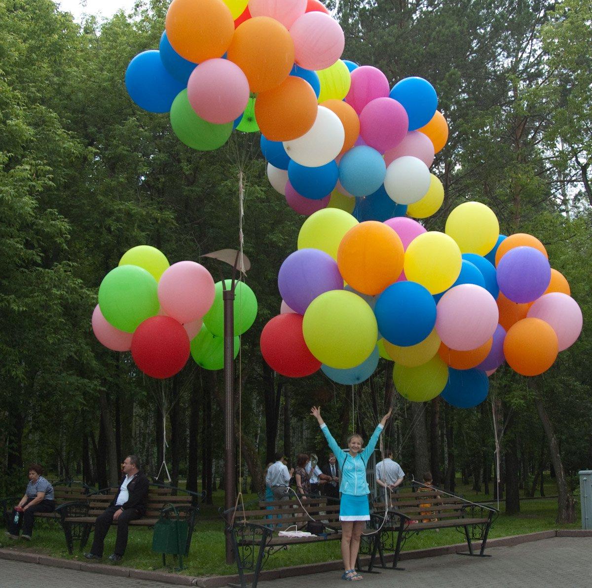 шары с гелием в Нижнем Новгороде, гелевые шары, гелиевые шары, гелевые шарики, доставка шаров