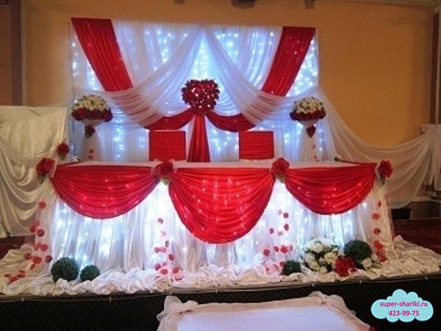 красная свадьба, свадьба в красном цвете
